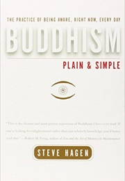 Buddhism Plain and Simple (Steve Hagan)