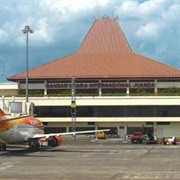 Juanda International Airport, Surabaya