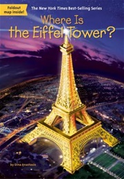 Where Is the Eiffel Tower? (Where Is...) (Dina Anastasio)