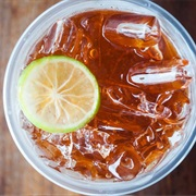 Fast Food Iced Tea