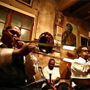 New Orleans Jazz National Historical Park
