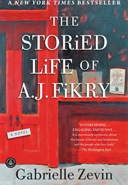 The Storied Life of A.J. Fiery (Gabrielle Zevin)