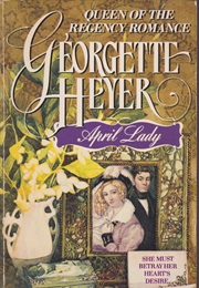 April Lady (Georgette Heyer)