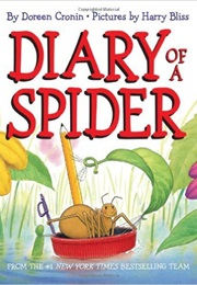 Diary of a Spider (Doreen Cronin)