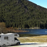 Travel in an RV