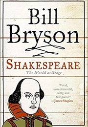 Shakespeare: The World as Stage (Bill Bryson)