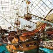 West Edmonton Mall, Alberta, Canada