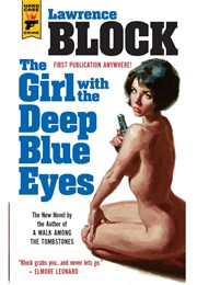 The Girl With the Deep Blue Eyes (Lawrence Block)
