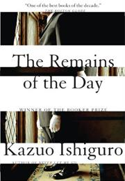 The Remains of the Day (Kazuo Ishiguro)