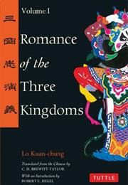 The Romance of the Three Kingdoms Vol I