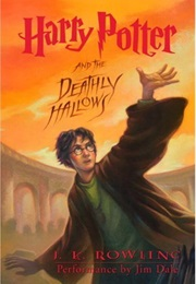 Harry Potter and the Deathly Hallows (J.K.Rowling)