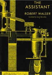 The Assistant (Robert Walser)