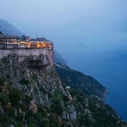 Mt. Athos, Greece