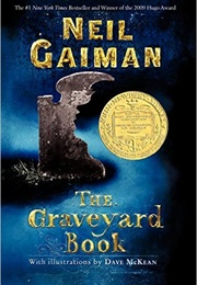The Graveyard Book (Neil Gaiman)