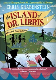 The Island of Dr Libris (Chris Grabenstein)