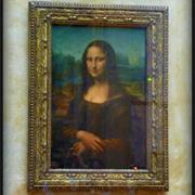 The Mona Lisa, Paris