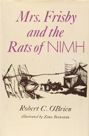 Mrs. Frisby and the Rats of NIMH (Robert C. O'Brien)