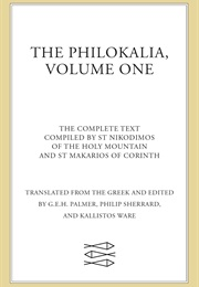 The Philokalia, Vol. 1-4 (Maximus the Confessor Et Alia)