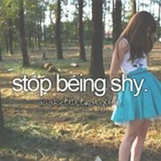 Become Less Shy