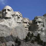 Mount Rushmore National Memorial (Keystone, SD)