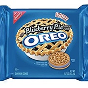 Blueberry Pie Oreo