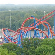Superman - Ultimate Flight (Six Flags Great Adventure, USA)