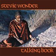 Talking Book- Stevie Wonder