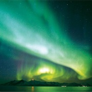 Norway's Midnight Sun and Aurora Borealis - Norway