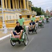 Cyclo Tour in Phnom Penh