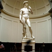 Examine David-From Many Angles-In Florence