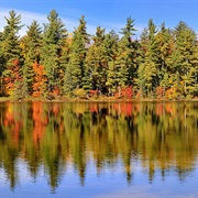 Lake Superior State Forest, Michigan