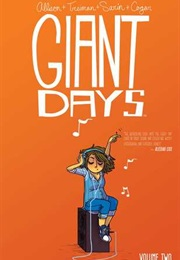 Giant Days Vol 2 (John Allison)