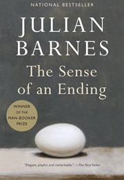 The Sense of an Ending (Julian Barnes)