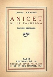 Anicet or the Panorama (Louis Aragon)