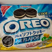 Lemon Ice Oreo