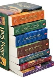 Harry Potter Series (J.K. Rowling)