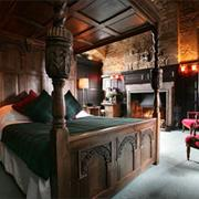 Sleep in a Castle