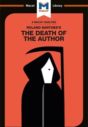 The Death of the Author (Roland Barthes)