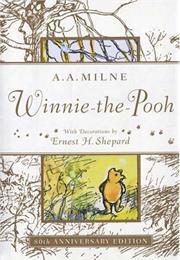 Winnie-The-Pooh (A. A. Milne)
