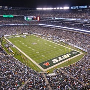 Metlife Stadium-New York Jets and New York Giants