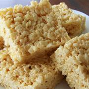 Rice Crispie Treats