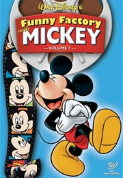 Funny Factory Volume 1: Starring Mickey (2005)