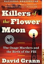 Killers of the Flower Moon (David Grann)