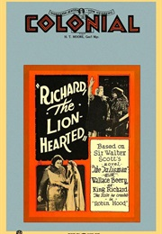 Richard the Lion-Hearted (1923)