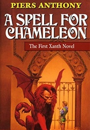A Spell for Chameleon (Piers Anthony)