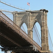 Brooklyn Bridge - New York City, NY