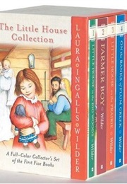 Little House Series (Laura Ingalls Wilder)