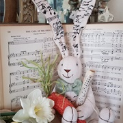 Decorate With Bunnies and Chics