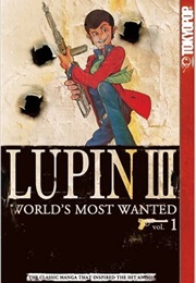 Lupin the Third Volume 1 (World'S Most Wanted) (Monkey Punch (Kazuhiko Kato))
