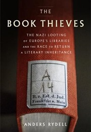 The Book Thieves (Anders Rydell)